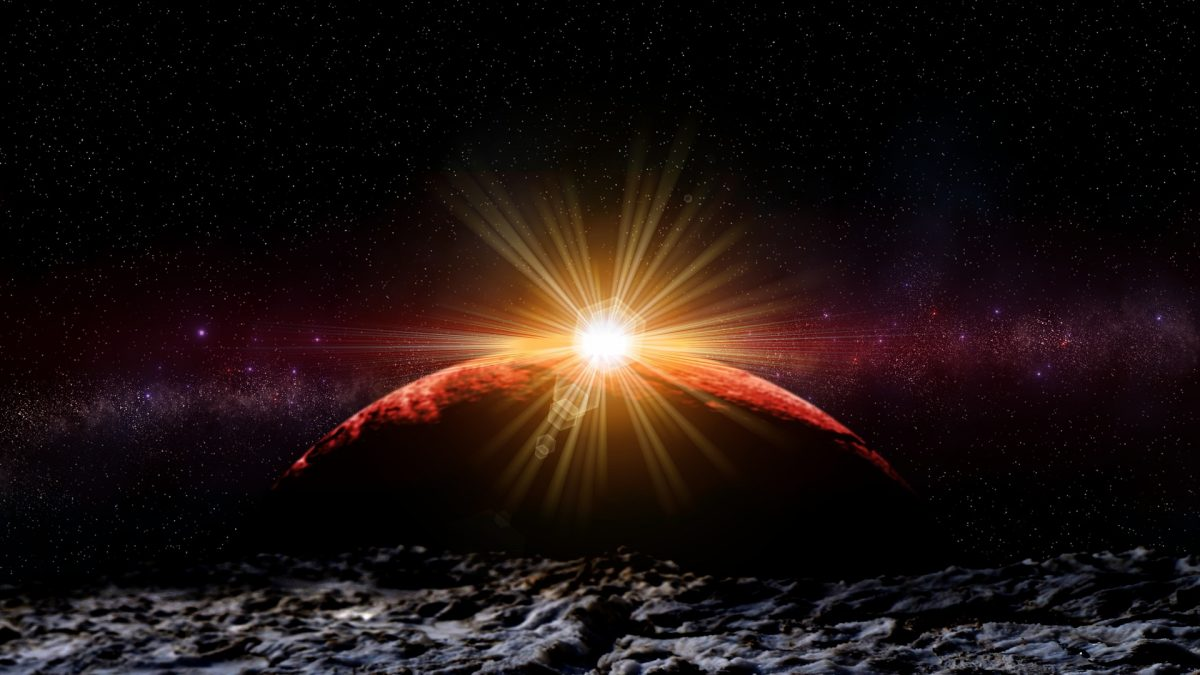 Do not miss the crucial astronomical events of 2021