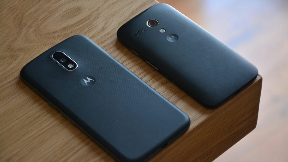 Tech world: releases of new smartphones